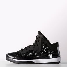 adidas - D Rose 773 III Shoes Core Black  /  Running White  /  Black C75721