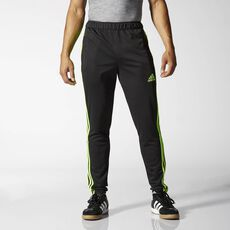 adidas - Tiro 13 Training Pants Black  /  Neon Green S06998