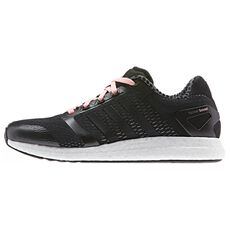 adidas - Climachill Rocket Boost Shoes Core Black  /  Black  /  Glow Pink D66811