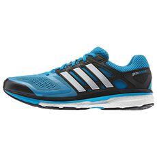 adidas - Supernova Glide 6 Boost Shoes Solar Blue F32277