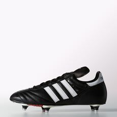 adidas - World Cup Leather SG Cleats Black 011040