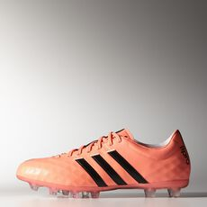 adidas - 11Pro FG Running White Ftw  /  Black  /  Flash Orange B24154