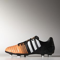 adidas - Nitrocharge 3.0 FG Core Black  /  Running White  /  Flash Orange B44254