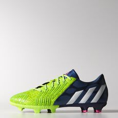 adidas - Predator Absolion Instinct FG Cleats Rich Blue  /  Running White  /  Neon Green M17701