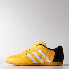 adidas - Freefootball Supersala Shoes Solar Gold  /  Running White  /  Black M19969
