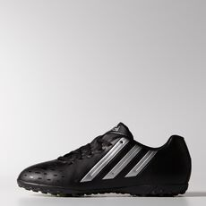 adidas - Freefootball X-ite Shoes Core Black  /  Metallic Silver  /  Neon Green M21742