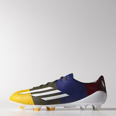 adidas - F50 Adizero FG Messi Cleats Solar Gold M21777