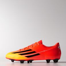 adidas - F5 FG Cleats Solar Red  /  Black  /  Neon Orange M21952