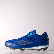 adidas - Energy Boost Icon Cleats Collegiate Royal  /  Tech Grey Metallic  /  Solar Blue D74250