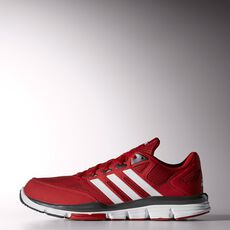 adidas - Speed Trainer Shoes Power Red  /  Running White  /  Carbon Metallic D74010