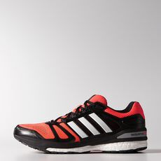 adidas - Supernova Sequence Boost 7 Shoes Solar Red  /  Running White  /  Black M18837