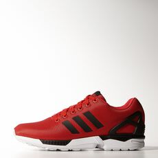 adidas - ZX Flux Shoes Red M21327