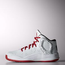 adidas - D ROSE 5 C Running White Ftw  /  Black  /  Light Scarlet S85177