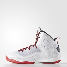 adidas - D Rose 5 Boost Shoes Running White Ftw S85193