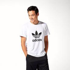adidas - Trefoil Tee White X41281