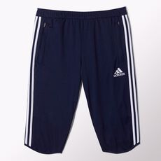 adidas - Tiro 13 Three-Quarter Pants Blue  /  White Z19714