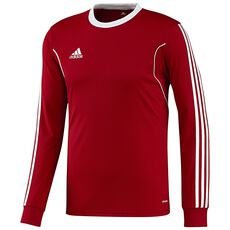 adidas - Squadra13 Long Sleeve Jersey Power Red Z20636