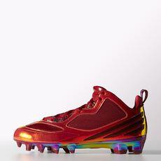 adidas - RG3 Cleats Collegiate Burgundy  /  Cardinal  /  Light Scarlet C76498