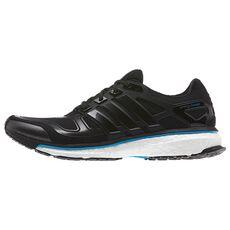 adidas - Energy Boost 2.0 Shoes Core Black  /  Black  /  Solar Blue M22599