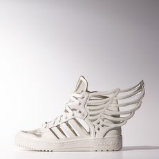 adidas - Jeremy Scott Wings 2.0 Cutout Shoes White M29012