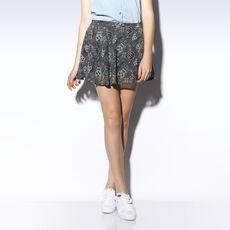 adidas - Selena Gomez Printed Lace Skirt Black M32072
