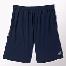 adidas - Ultimate Swat Woven Shorts Collegiate Navy  /  Sharp Grey M64301