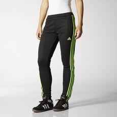 adidas - Tiro 13 Training Pants Black  /  Neon Green S07001
