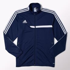adidas - Tiro 13 Training Jacket Blue  /  New Navy  /  White Z21088
