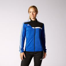 adidas - Tiro 13 Training Jacket Bold Blue  /  Black  /  White Z21101