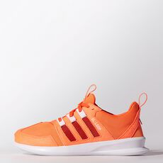 adidas - Loop Runner Shoes Solar Red C75293