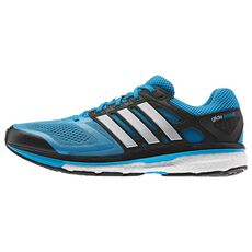 adidas - Supernova Glide 6 Boost Shoes Solar Blue F32277
