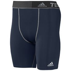 adidas - Techfit Base Short Tights Collegiate Navy  /  Collegiate Navy G90584