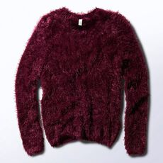 adidas - Fuzzy Sweater Amazon Red S13790