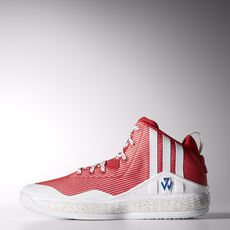 adidas - J Wall 1 Shoes Scarlet  /  Light Scarlet  /  Running White S84015