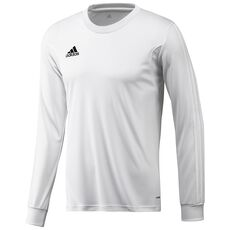 adidas - Squadra13 Long Sleeve Jersey White  /  White Z20638