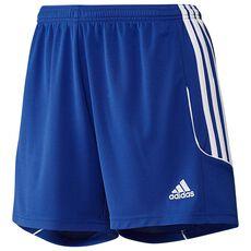 adidas - Squadra 13 Shorts Bold Blue  /  White Z21591