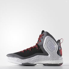 adidas - D Rose 5 Boost Shoes Core Black C76492