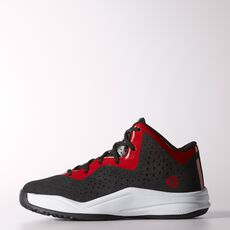 adidas - D-Rose 773 III Shoes Core Black  /  Light Scarlet  /  Running White C75810