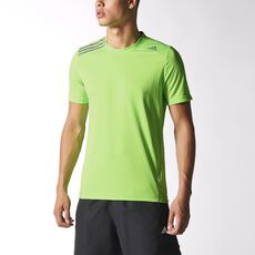 adidas - Climachill Tee Solar Green M31275