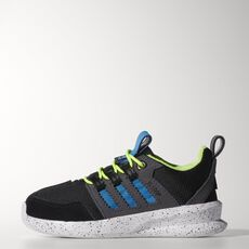adidas - SL Loop Runner TR Shoes Core Black  /  Solar Blue  /  Solid Grey C76685