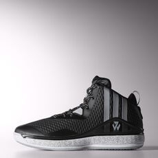 adidas - J Wall 1 Shoes Core Black C76587