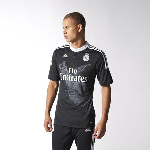 Real Madrid Replica Player Third Jersey