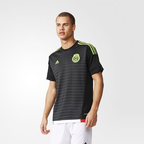 Mexico Home Replica Player Jersey