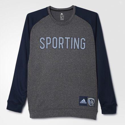 adidas Sporting KC Breathe Easy Tee BHT-SLD