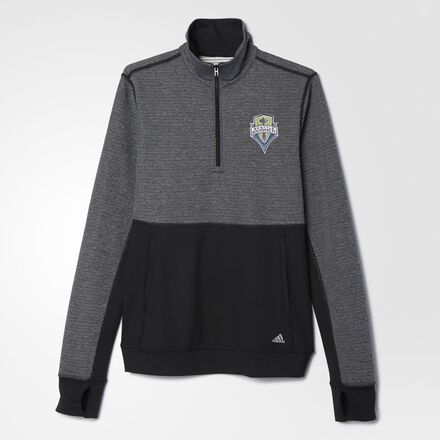 adidas Sounders Twist Hoodie BLK NON SOLID