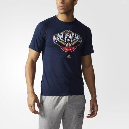 adidas Pelicans Full Primary Logo Tee MULTI