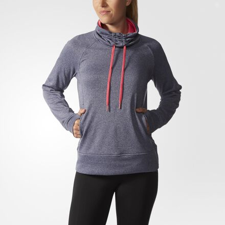 adidas Go-To Fleece Pullover MULTI