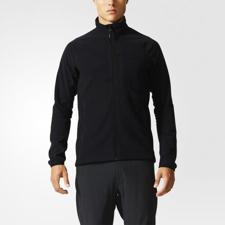 adidas REACHOUT JACKET BLACK