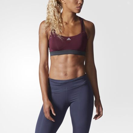 adidas Infinite Series Supernova Bra Maroon