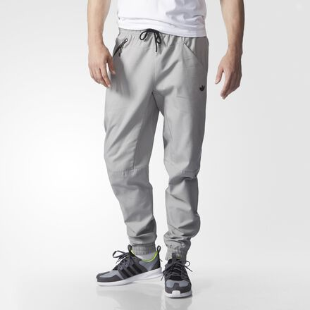 adidas SPORT LUXE WOVEN PANT Multi Solid Grey